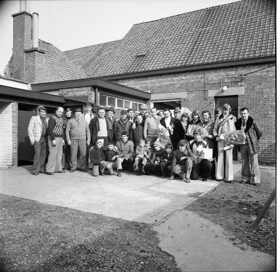 Het Belgische kampioenschap krieleniers anno 1977