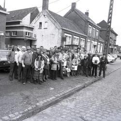 Belgisch kampioenschap hanenkraaien in 1984