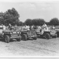 Jeepcross te Nazareth