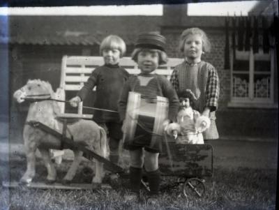 Speelgoed uit de jaren 1920