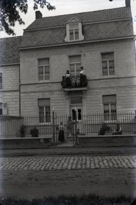 Burgerhuis uit de Steenweg in Eke