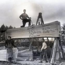 Zevergemse houthandel/houtzagerij