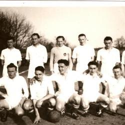 VV Zingem, ca. 1941, met Gaverlingen