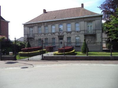 Het geboortehuis van Roger De Backer