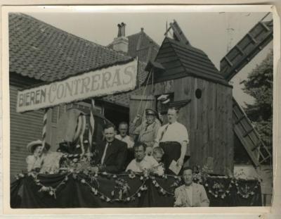 De Gaverse reuzenstoet 1956