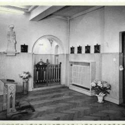 De kapel van het Sint-Vincentiusziekenhuis