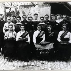 De Eekse oud-strijders van 1914-1918