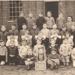Gemeenteschool Deurle schooljaar 1947/1948