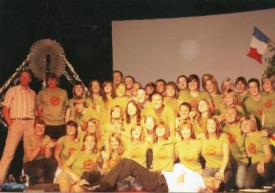 De verbroederingsfeesten van 2008