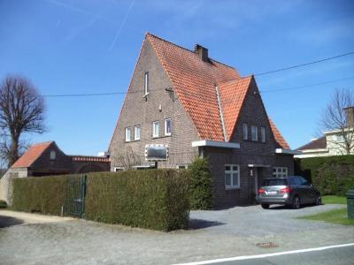 Het huis van Leieschilder Albert Claeys
