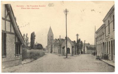 De Paarden Kouter Place des Chevaux