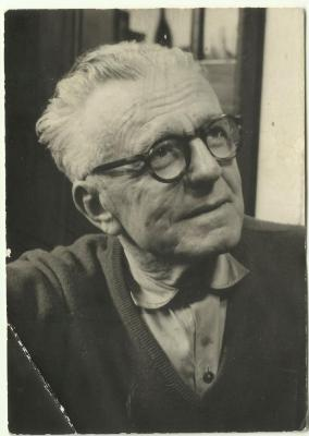 bidprentje Albert Saverys