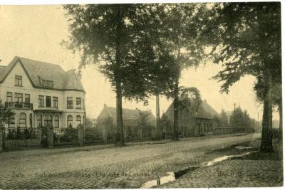 Het oud gemeentehuis van Zulte