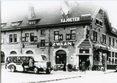Café De Zwaan te Olsene