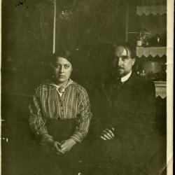 Het liefdesverhaal van Edgar Gevaert & Marie Minne