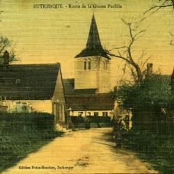 Postkaart aan Joséphine Destanberg tijdens WOI
