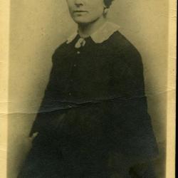Lucy Vereecken, moeder van Joséphine Destanberg