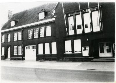 Het gemeentehuis van Olsene