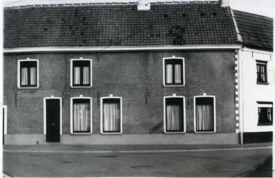 De voormalige herberg Sint-Antonius in de Olsense Kerkstraat