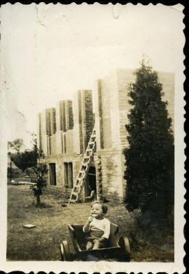 Het huis van de familie Gevaert-Minne