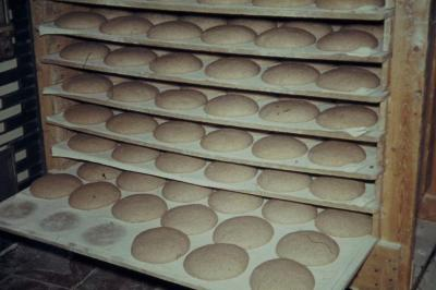 Brood bakken bij LIMA (2)