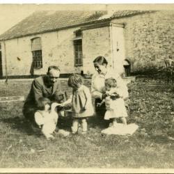 Edgar en Marie verhuizen van Wales naar Oudenaarde