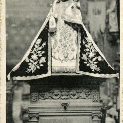 Het miraculeuze Onze-Lieve-Vrouwbeeldje van Nazareth