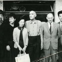 De eerste ontmoeting tussen de familie Gevaert en George Ohsawa