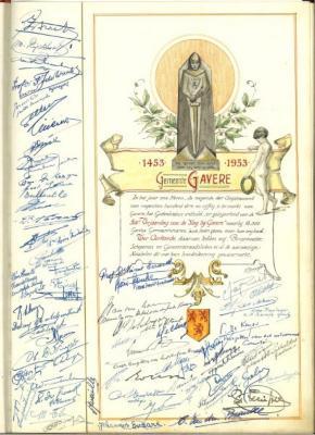 Guldenboek van Gavere