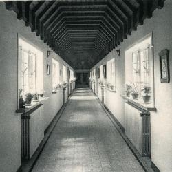 De keuken van het Sint-Vincentiusziekenhuis
