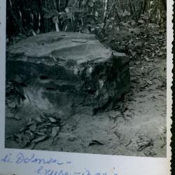 De dolmen Marie-Louise