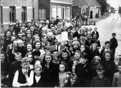 Bevrijding Stationswijk Eke, 1944