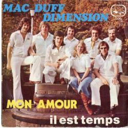 "McDuff's Dimension ""Mon Amour"""