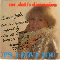 """McDuff's Dimension """"PS I Love You"""""""