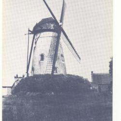 Baaigem (OV) Prinsenmolen  1806-1959 romp