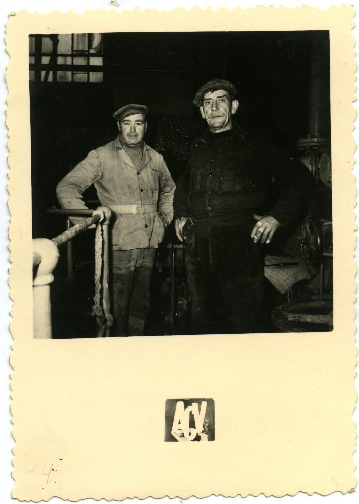 In de suikerfabriek van Longueval (Fr.)