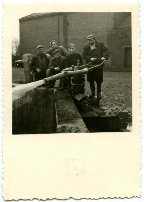 Seizoensarbeiders uit Asper aan de slag in Santes, Noord-Frankrijk