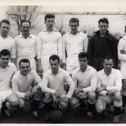 Voetbalploeg Nazareth, 1962-1963
