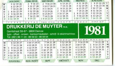 Drukkerij De Muyter