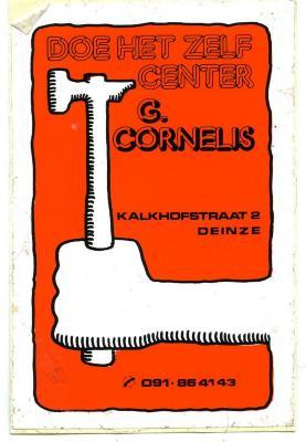 Doe het zelf center G. Cornelis