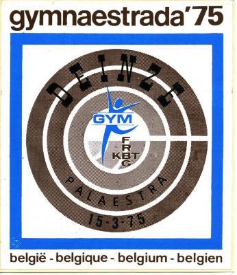 Gymnaestrada '75