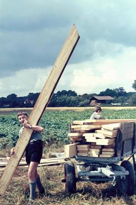 Werkkamp bouw scoutslokaal (2)