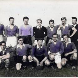 Voetbalploeg Nazareth, 1951