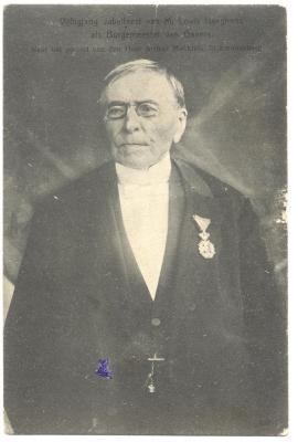Jubelfeest Burgemeester Haeghens