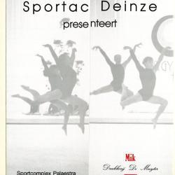 Sportac '86 organiseert turnshow