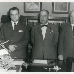 Het Pints college van Burgemeester en Schepenen anno 1961