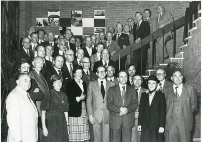 Bijeenkomst van de Oost-Vlaamse gemeentesecretarissen
