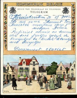 Huwelijkstelegram naar Meigem (7)