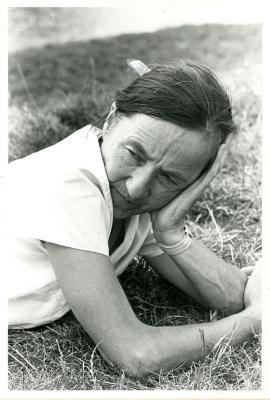 Mijmerende Jeannot Gevaert